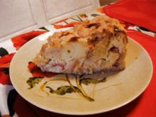 Apfel Schmand Kuchen mit Streusel - Rezept - Bild Nr. 863