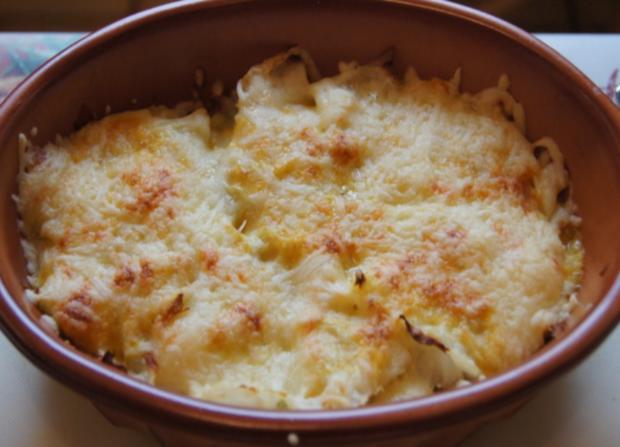 Spitzkohl-Kartoffel-Hack-Auflauf - Rezept - Bild Nr. 924