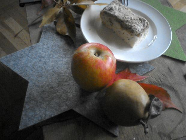 glutenfreier Apfelkuchen mit Hefeteig und Baiserhaube - Rezept
