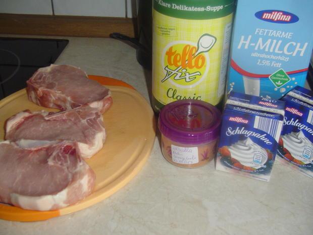Kotelett in Garam Masala Sauce - Rezept - Bild Nr. 917