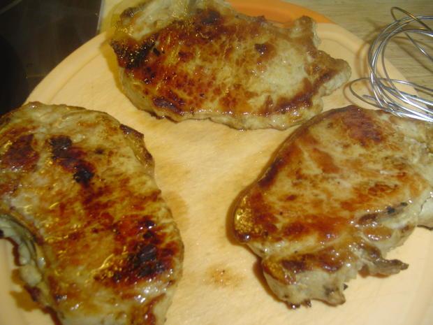 Kotelett in Garam Masala Sauce - Rezept - Bild Nr. 919