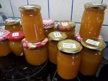 Kürbis-Orangen Marmelade - Rezept - Bild Nr. 927