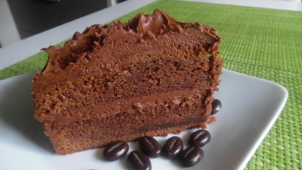 Guinness-Torte (Irish Stout Cake) - Rezept - Bild Nr. 928