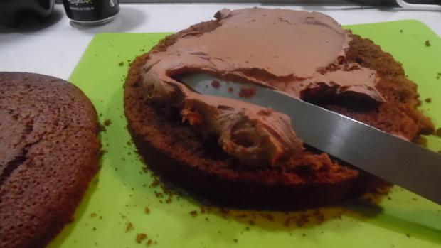 Guinness-Torte (Irish Stout Cake) - Rezept - Bild Nr. 929