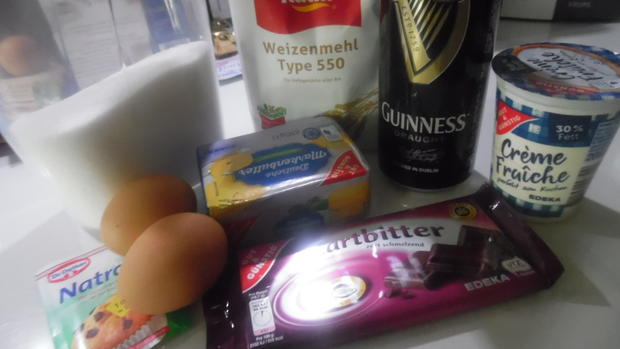 Guinness-Torte (Irish Stout Cake) - Rezept - Bild Nr. 941