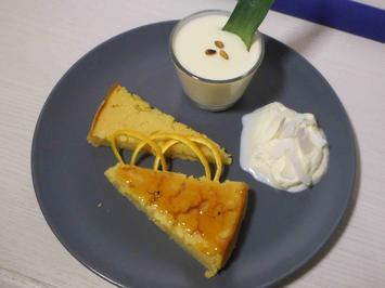 Rezept: Pamonha assada (Mais-Kuchen)