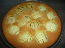 Versunkener Apfelkuchen mit Geheimniss. - Rezept - Bild Nr. 927