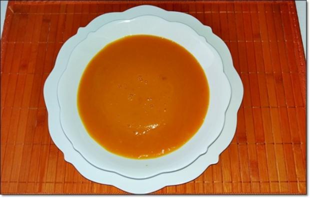 Hokkaido Kürbiscremesuppe - Rezept - Bild Nr. 935