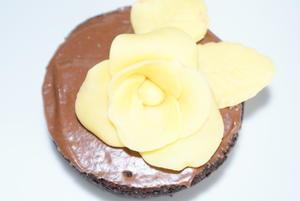 glutenfreie Schokocupcakes - Rezept - Bild Nr. 927