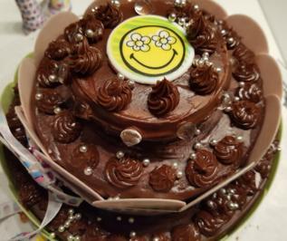 "Nanna`s ""Birthday Torte"" - Rezept - Bild Nr. 971"