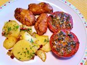 Gebackene Tomaten ... - Rezept - Bild Nr. 947