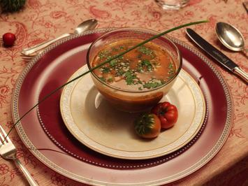 Rezept: Mediterrane Fischsuppe à la Lutzi