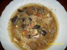 Peking-Suppe - Rezept