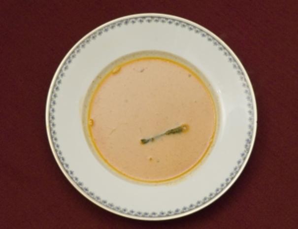 Thai-Suppe mit Jacobsmuscheln (Jochen Senf) - Rezept
