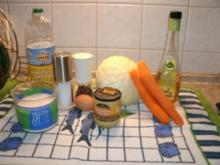 Cole Slaw Salat - Rezept