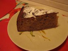 Schoko Zitronen Joghurt Kuchen - Rezept - Bild Nr. 952