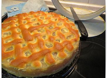 """Rezept: Apfelkuchen """"JamJam"""""""