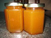 Karotten -Zitronen Marmelade - Rezept