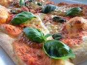 Pizza Margherita - Rezept - Bild Nr. 1033