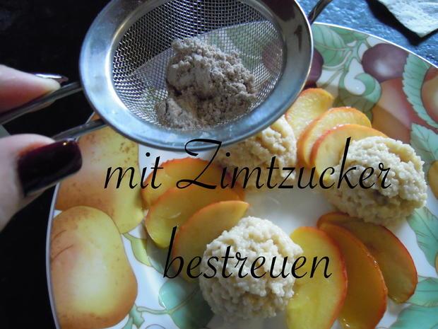 süßes CousCous mit karamelisierten Äpfeln - Rezept - Bild Nr. 1050