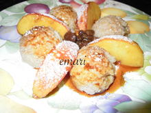 süßes CousCous mit karamelisierten Äpfeln - Rezept - Bild Nr. 1143