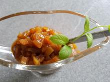 Zartes Quitten-Apfel - Zwiebel Chutney - Rezept