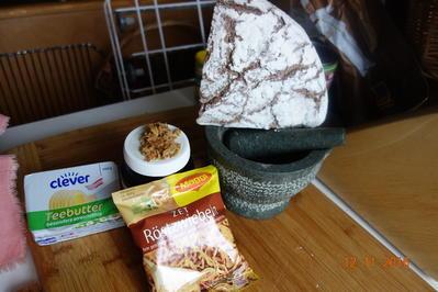 Das etwas andere Frühstücksbrot; - Rezept - Bild Nr. 1062