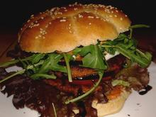 Slowfood-Burger Tricolore - Rezept - Bild Nr. 2