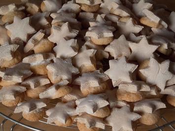 Rezept: Plätzchen: Kardamom-Sterne
