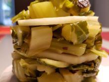 Blumenkohl als Blattsalat - Rezept - Bild Nr. 1102