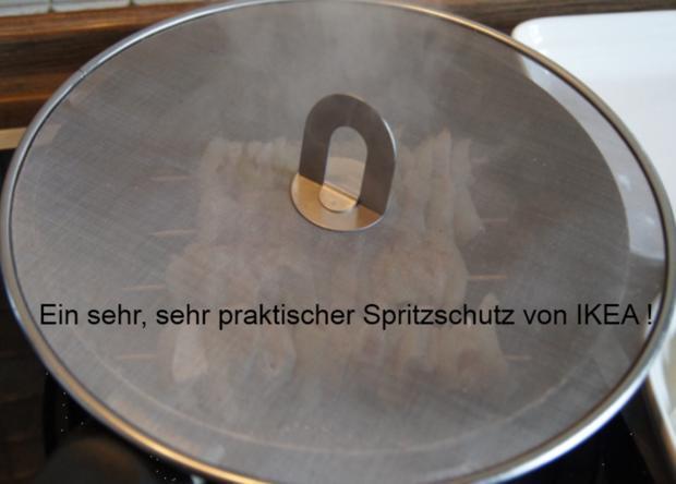 Hähnchenbrustfilet-Zwiebel-Schaschlik mit Currysauce süß-sauer und Zwiebel-Curry-Reis - Rezept - Bild Nr. 1153