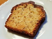 Marzipan-Nusskuchen - Rezept