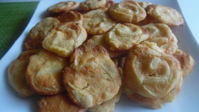 Rezept: Marzipan-Orangen-Plätzchen