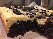 Oreo-Brownie-Cheesecake - Rezept - Bild Nr. 1208