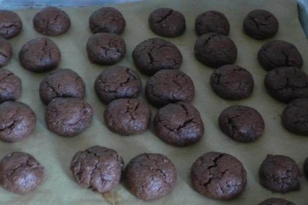 Schnelle  Nutella  Plätzchen - Rezept - Bild Nr. 1211