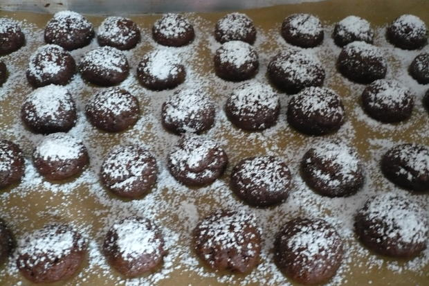 Schnelle  Nutella  Plätzchen - Rezept - Bild Nr. 1213