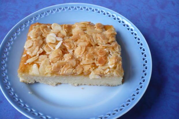 Mandel Schmand Kuchen Rezept Mit Bild Kochbar De