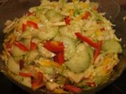 Gemischter Salat - Rezept - Bild Nr. 1208