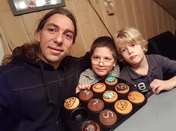 Rezept: Family muffins
