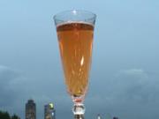 Bellini vom Weinbergpfirsich - Rezept