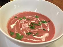 Pink Soup - Rezept - Bild Nr. 1249