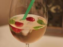 Lillet Wild Berry - Rezept