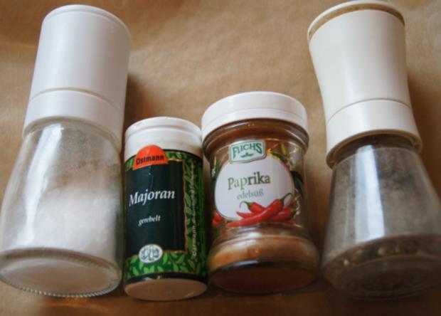 Würziges Schweinefilet mit pikanter Sauce, Brokkoli und knusper Kroketten - Rezept - Bild Nr. 1332