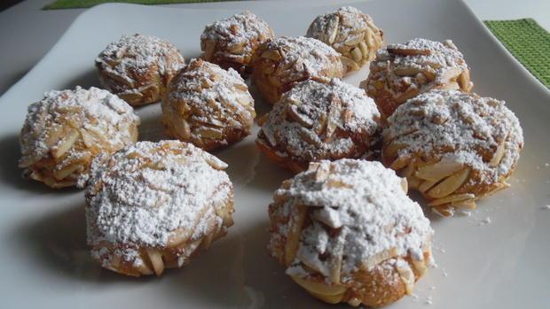 Apfel-Mandel-Bällchen - Rezept - Bild Nr. 2