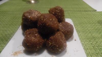 Amarena-Kugeln - Rezept