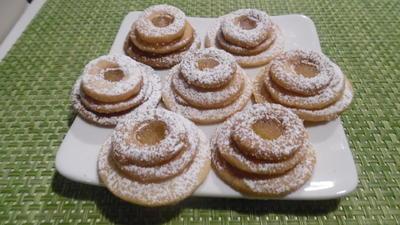 Rezept: Terrassen-Plätzchen