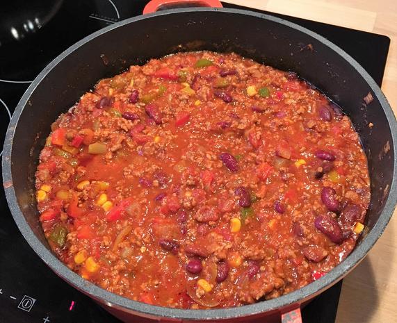 Chili Con Carne Deluxe Rezept Mit Bild Kochbarde