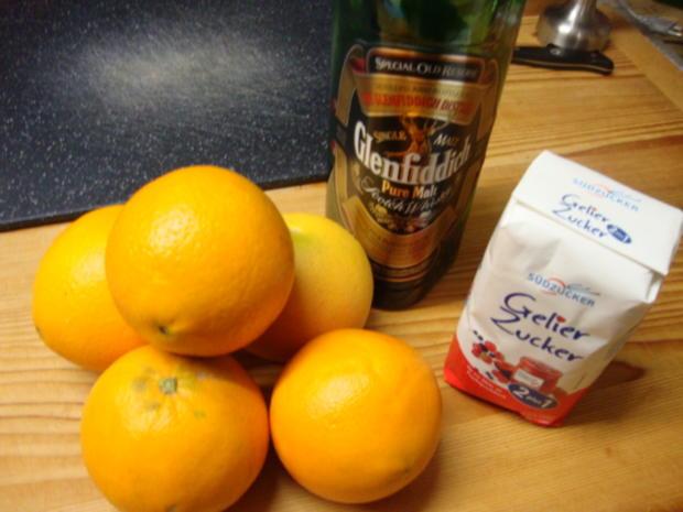 Orangenmarmelade mit Whisky - Rezept - Bild Nr. 1341
