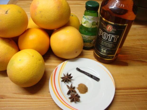 Wintergrapefruit Marmelade - Rezept - Bild Nr. 1341