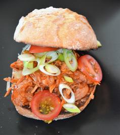 pulled pork burger - Rezept - Bild Nr. 1356
